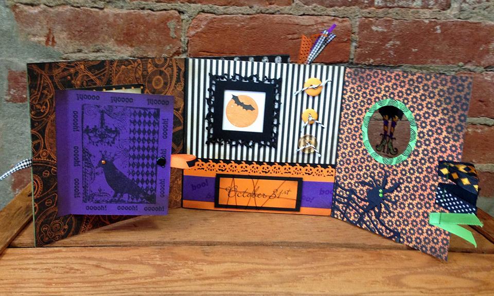 happy halloween bookrunaway art salem oregon. Black Bedroom Furniture Sets. Home Design Ideas