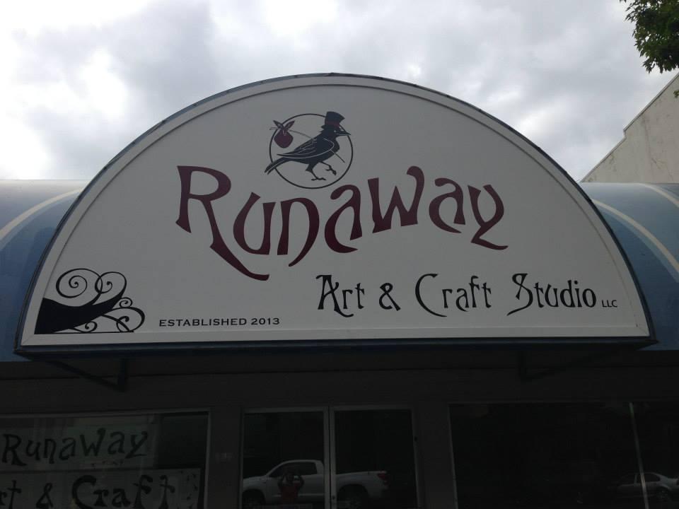 runaway images runaway art salem oregon. Black Bedroom Furniture Sets. Home Design Ideas