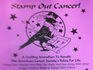 Stamp Out Cancer 2015