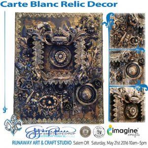 CarteBlanc Relic Runaway