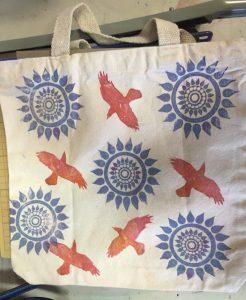 Foamie Bird Bag