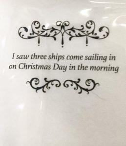 Always Christmas 3 Ships